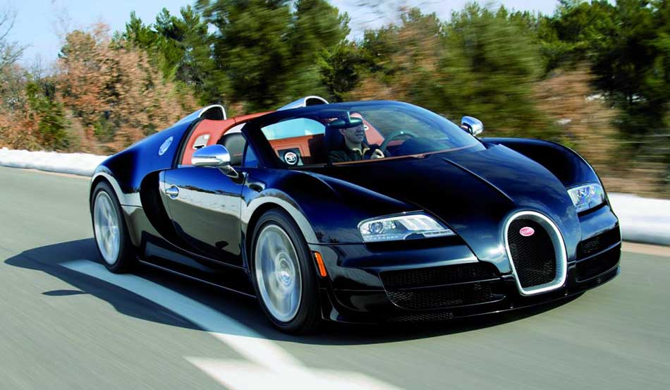 Top Ten Most Expensive Bughatti Cars in the World