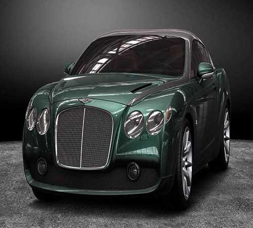 Expensive Bentley Cars