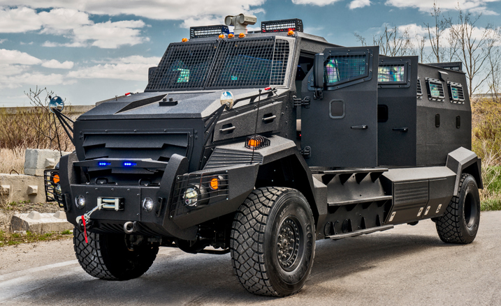Top Five Most Expensive Armoured Vehicles in the World