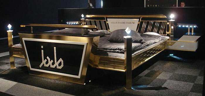 Top Three Most Expensive Beds in the World
