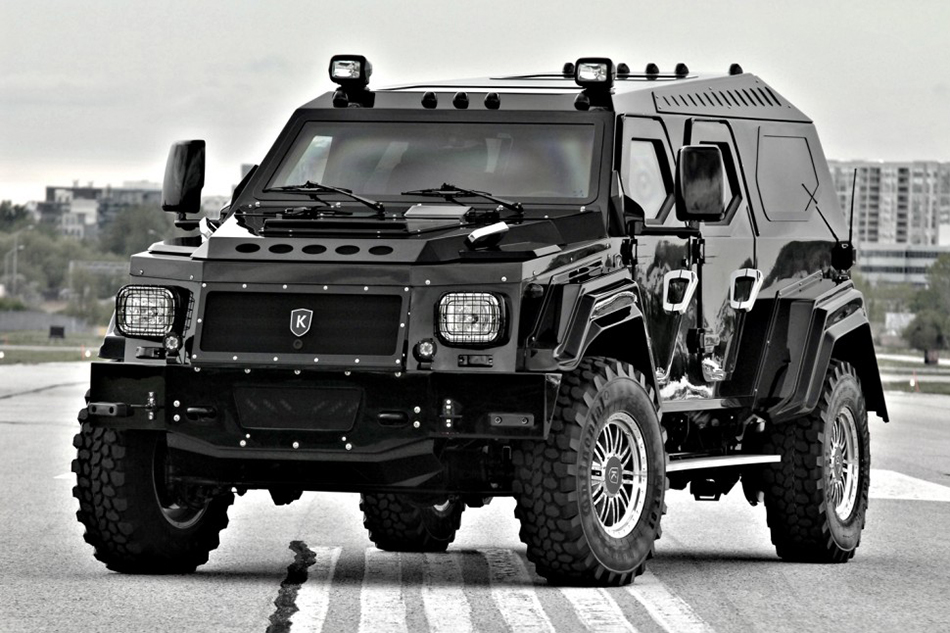 List of Top 10 Most Expensive Armoured Vehicles in the World