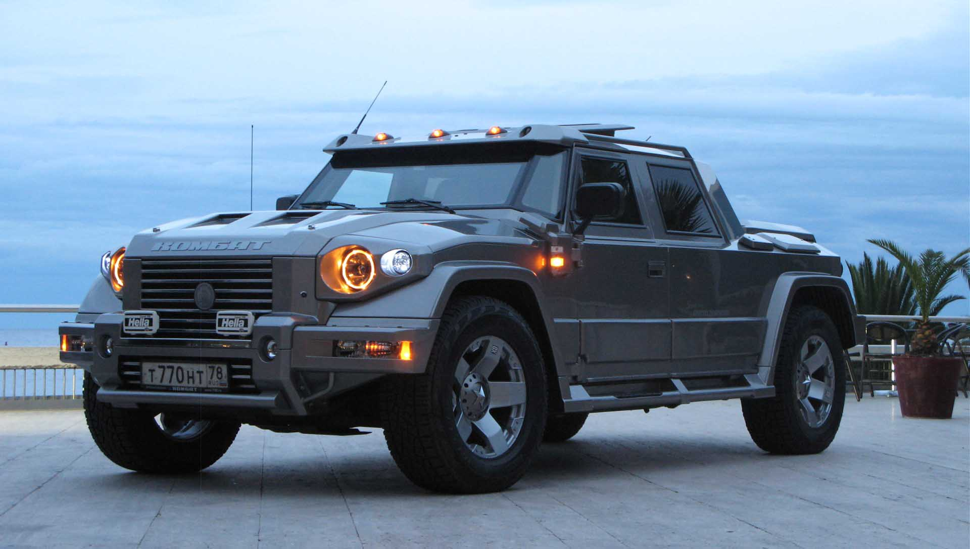 Most Expenisve Arm Vehicle in the World
