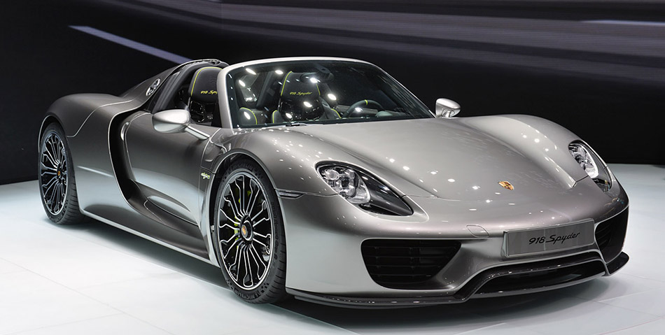 Top Three Most Expensive Hybrid Vehicles in the World