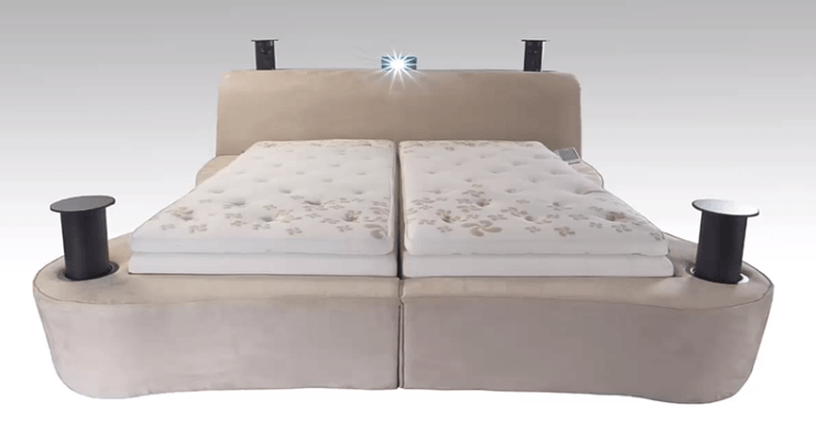List of Top 10 Most Expensive Beds in the World