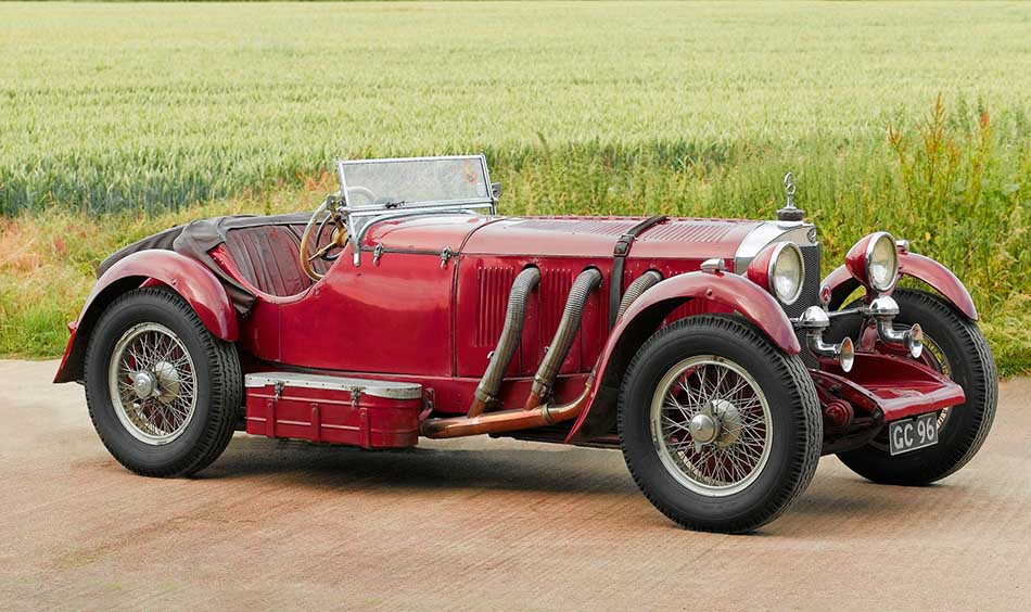 Top 10 Most Expensive Classic Cars in the World