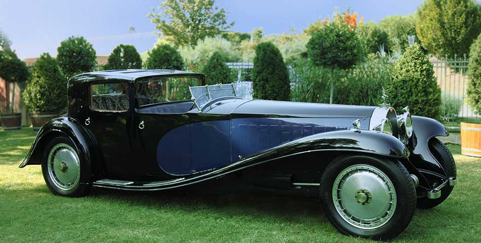 Top Three Most Expensive Classic Cars in the World