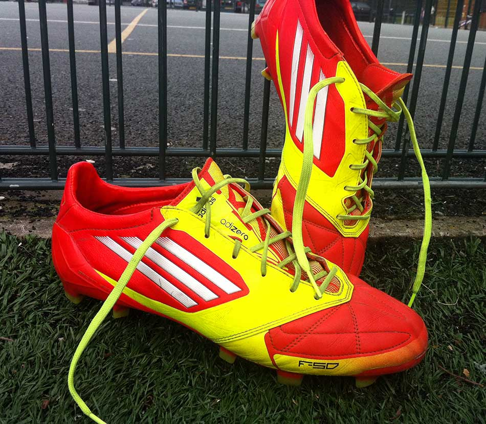 List of Top Ten Best Soccer Cleats Ever in the World