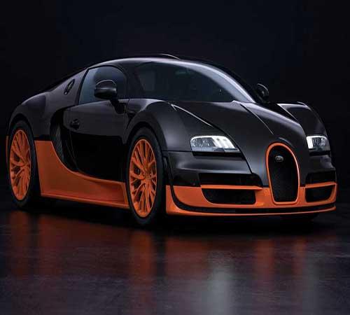 Expensive Bugatti Cars