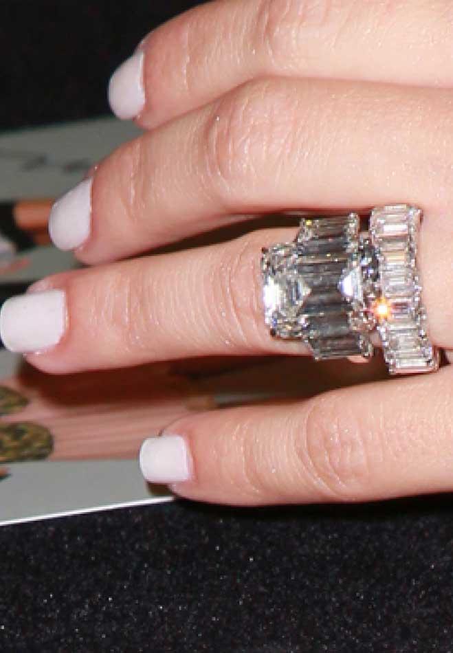 Ring wedding vanessa bryant Vanessa Bryant