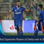 Top 10 Most Expensive Players of Derby ever in the World