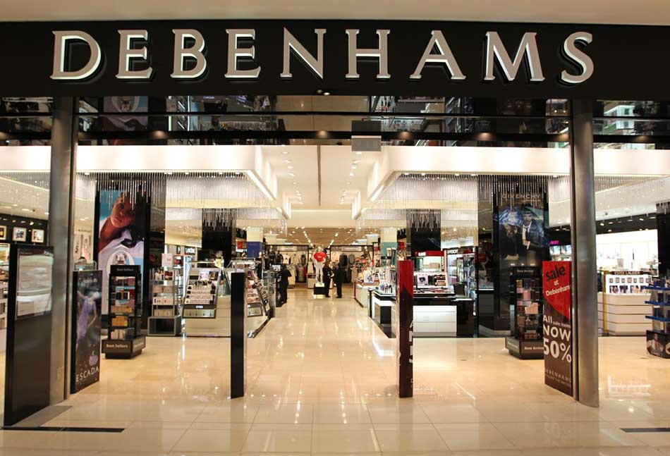 Top Ten Best Departmental Stores in London for Shopping