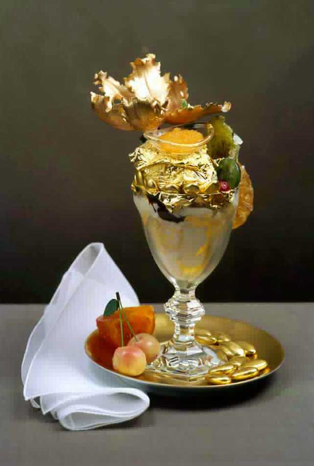 Top Ten Most Expensive Desserts in the World