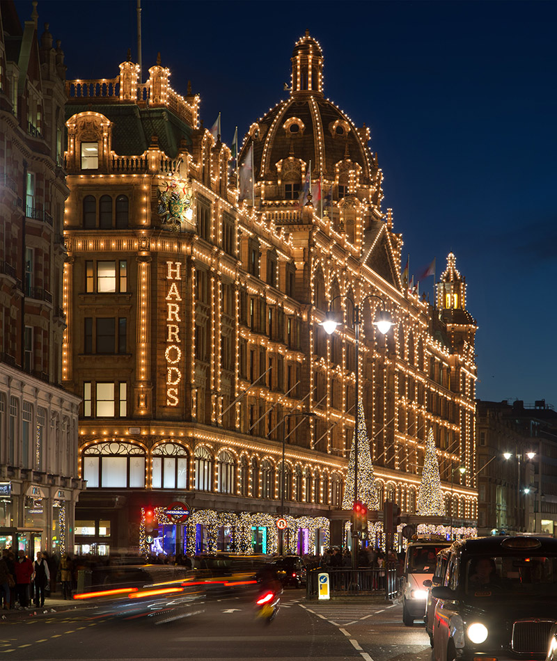 Top Three Best Departmental Stores in London for Shopping