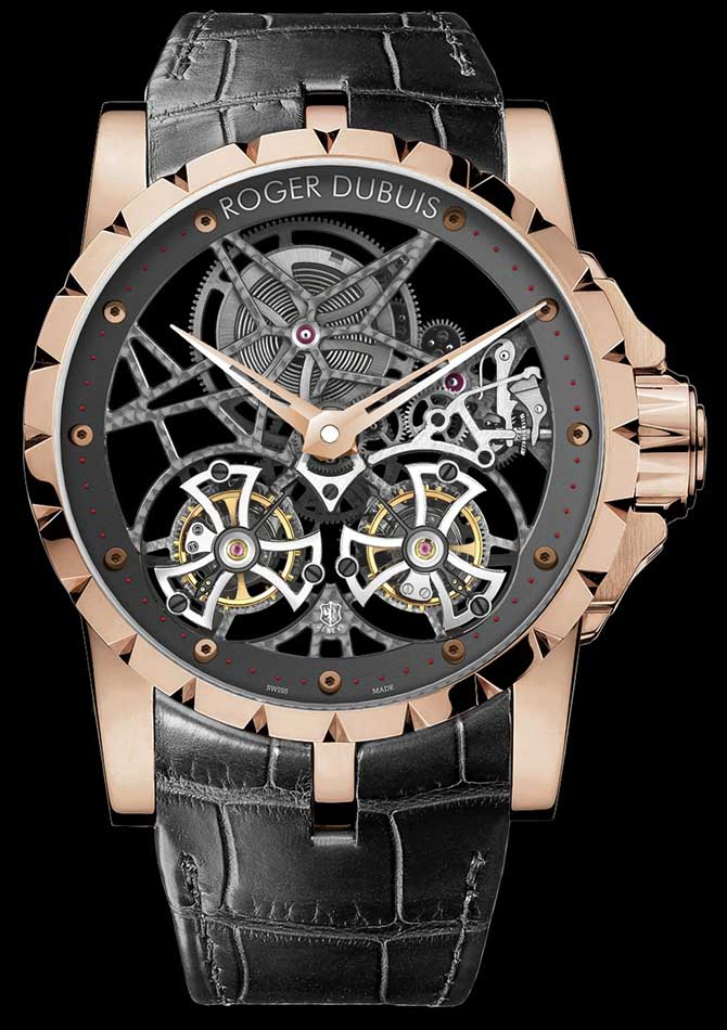 Top Three Most Expensive Designer Watches in the World