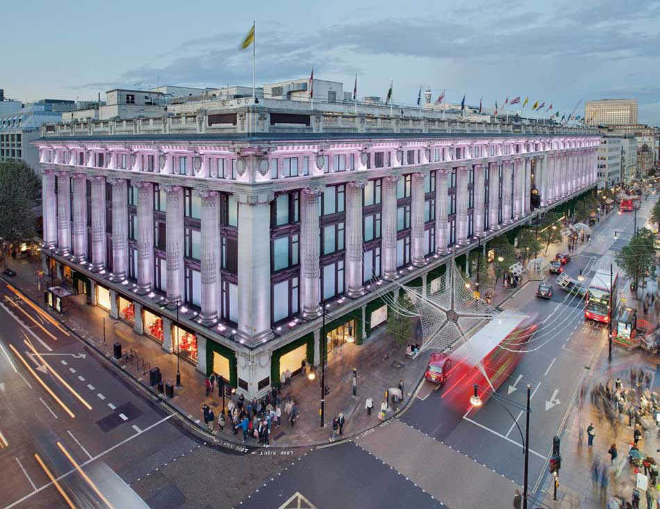 List of Top 10 Best Departmental Stores in London for Shopping