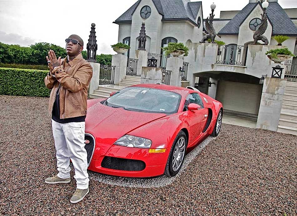 Top 3 Famous Celebrities Who Owned Expensive Sports Cars