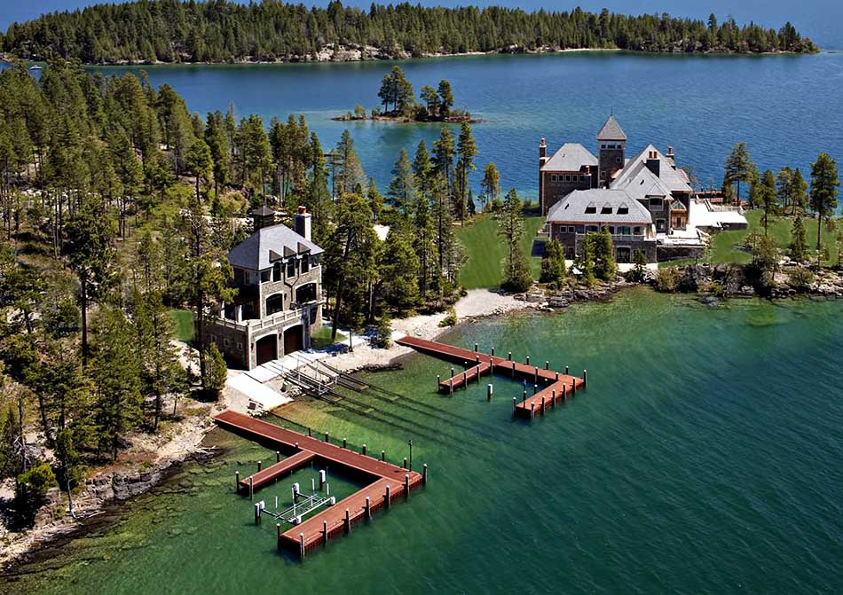 Top Three Most Luxurious Islands for Sale in the World