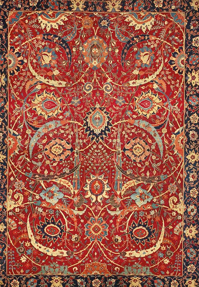 Most Expensive Carpet in the World