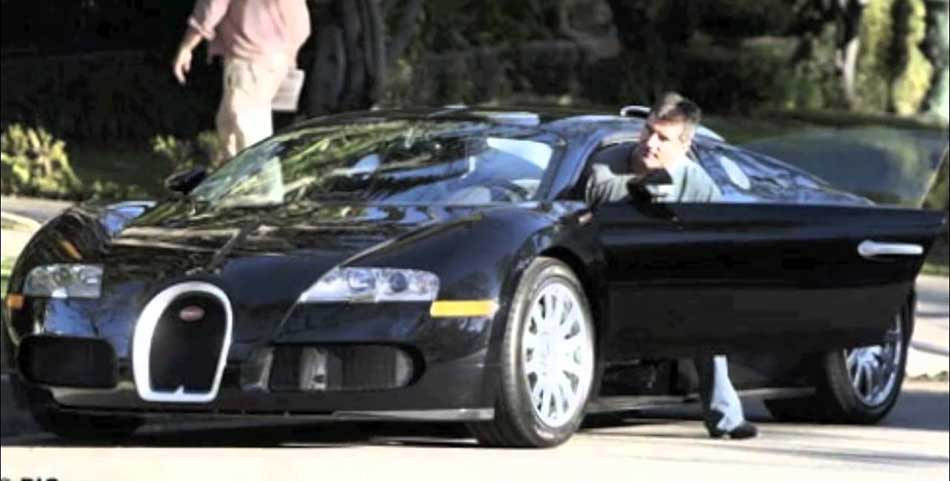 Top Three Famous Celebrities Who Owned Expensive Sports Cars