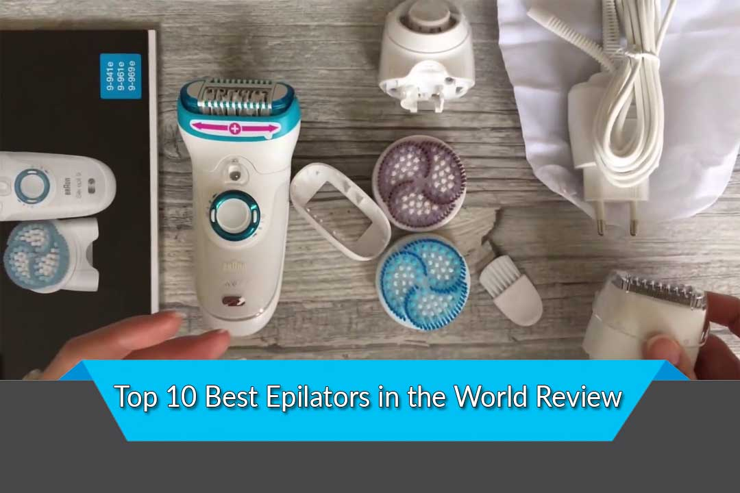 Pin on Best Epilator Reviews in the