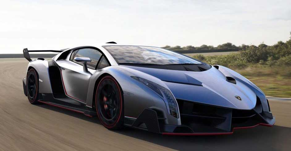 Top 3 Most Expensive Exotic Cars in the World