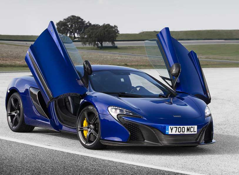 Top Five Most Expensive Exotic Cars in the World