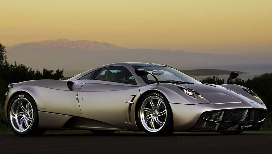 List of Top Ten Most Expensive Cars in the World