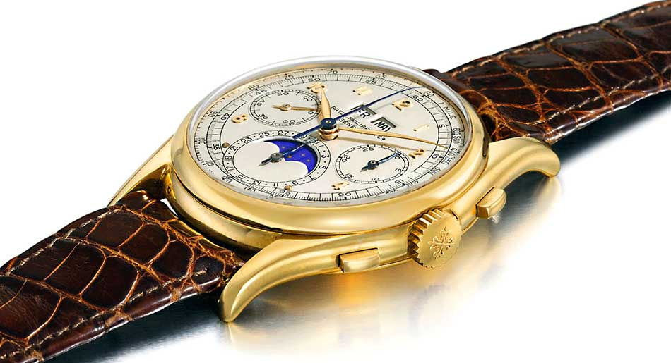 Top Three Most Expensive Watches in the World