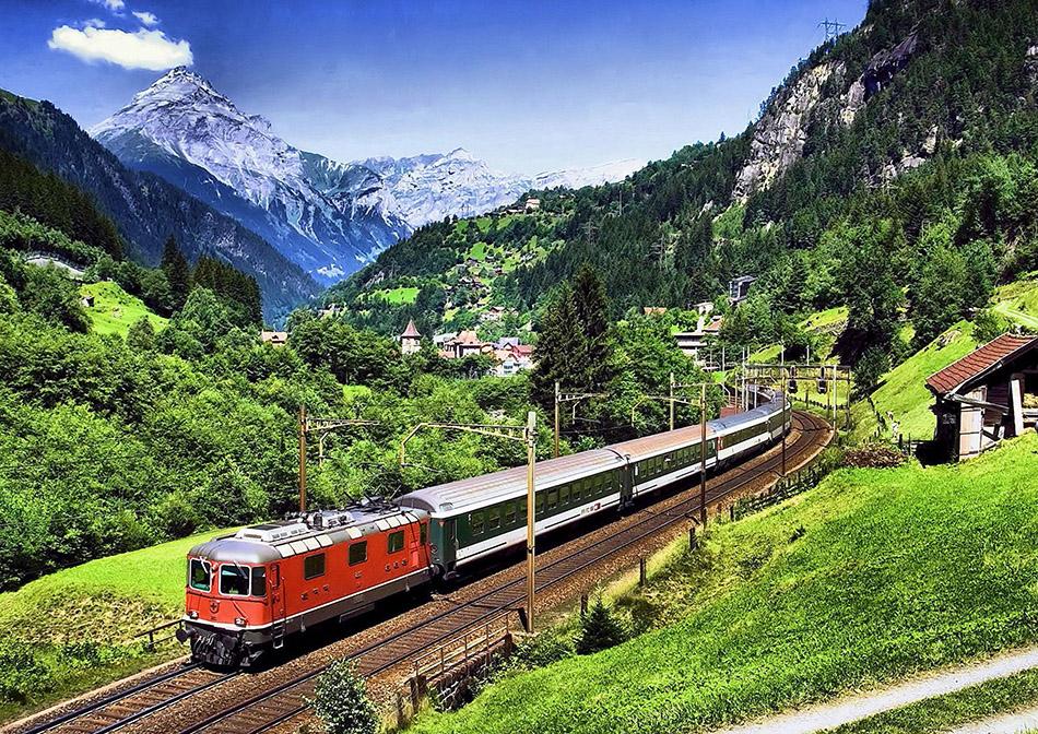 Top Ten Luxurious European Train Trips