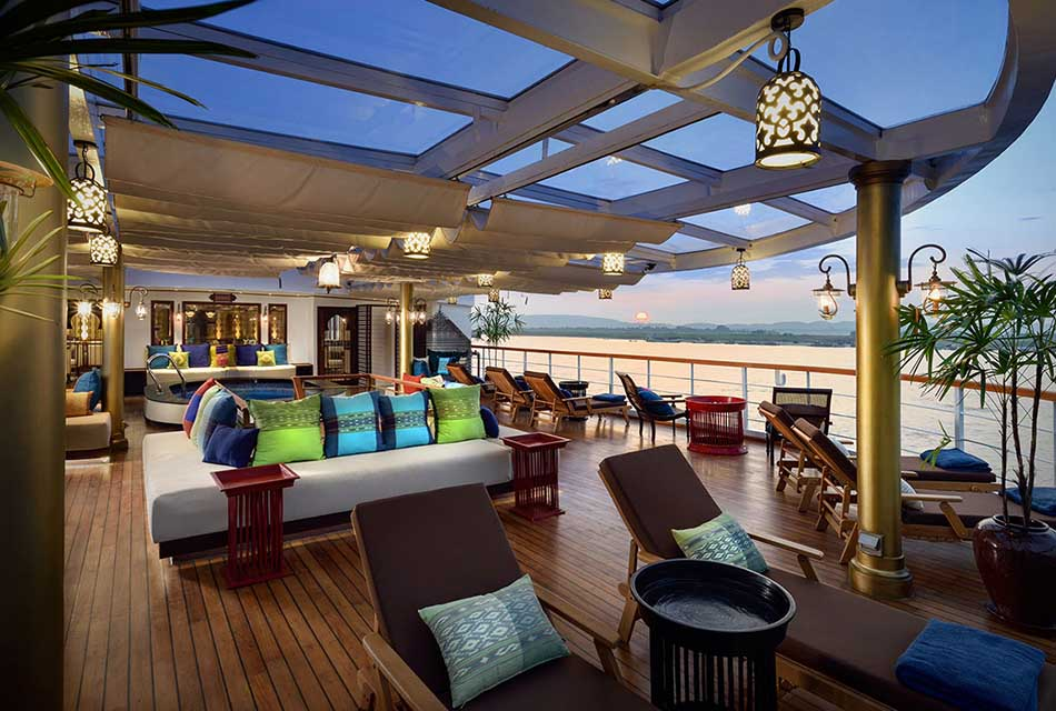 List of Top 10 Luxurious Suits of River Cruise