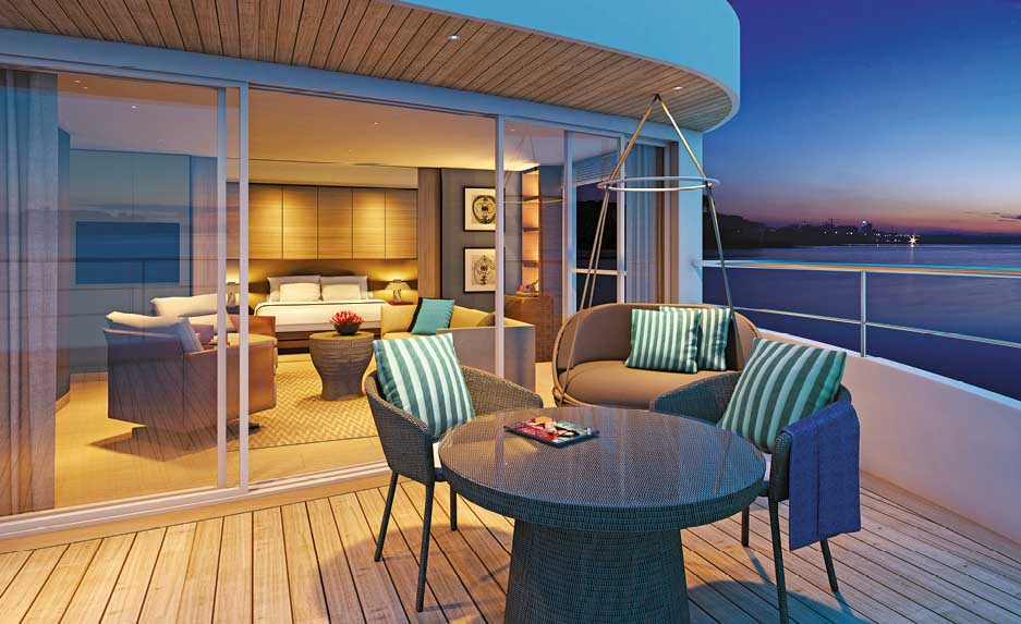 Top 10 Luxurious Suits of River Cruise