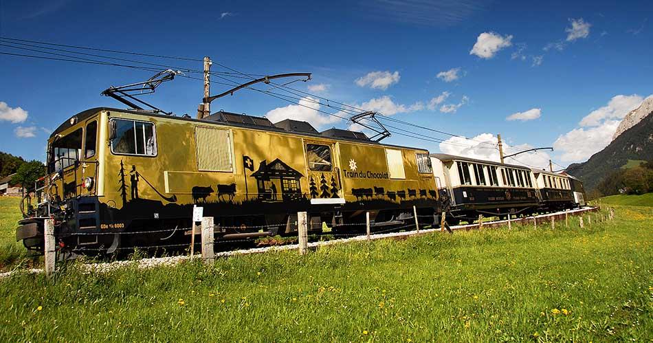 Most Luxury European Train Trip