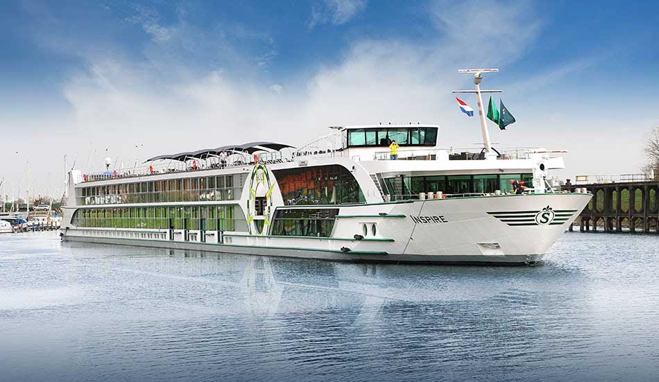 Top Ten Most Luxurious Suits of River Cruise