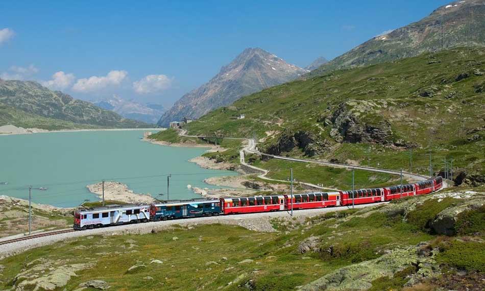 Top 3 Luxurious European Train Trips