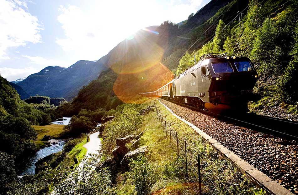 List of Top 10 Luxurious European Train Trips