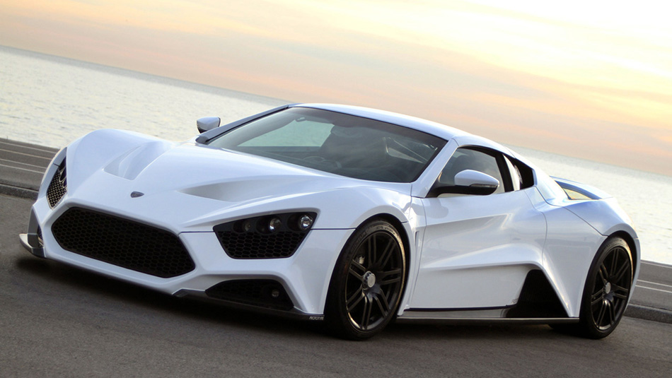 Top Ten Expensive Cars in the World