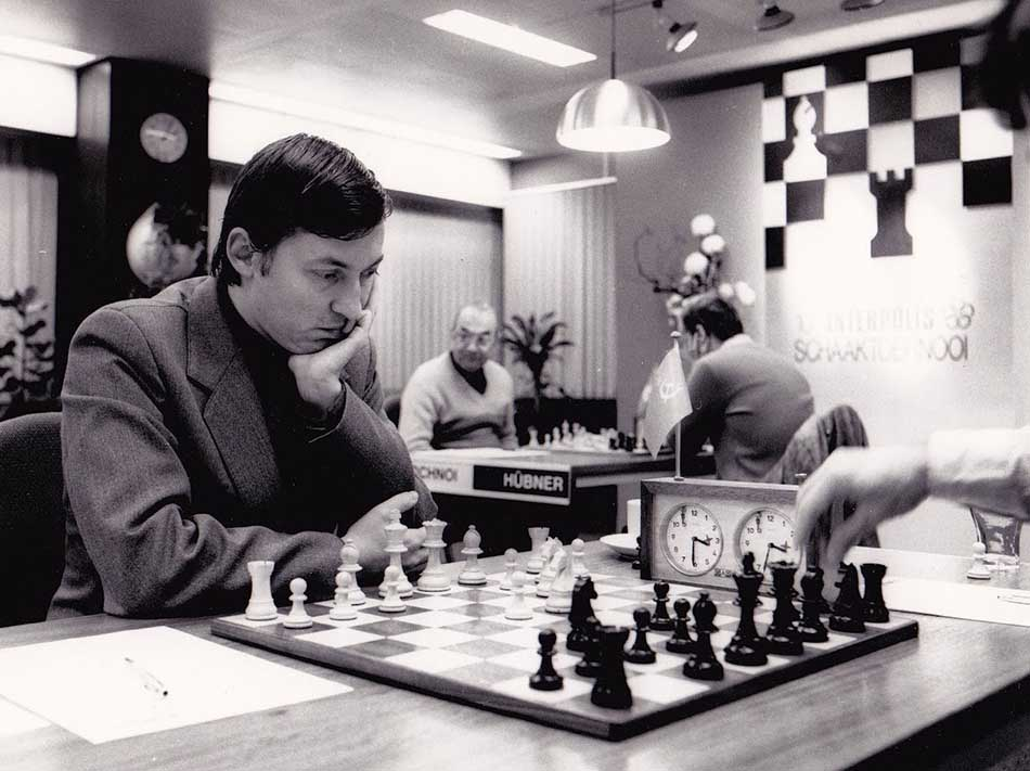 Top Three Chess Players in the World