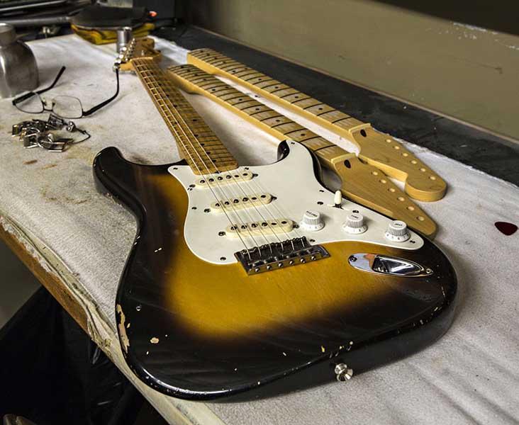 Most Expensive Guitars Ever Top Ten List