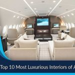 List of Top 10 Most Luxurious Interiors of Aircraft