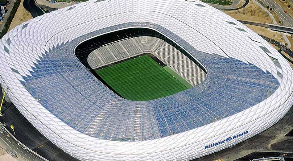 Top Five Most Expensive Football Stadiums in the World