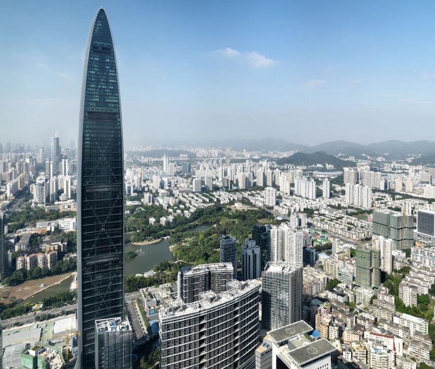 List of Top Ten Tallest Buildings in the World