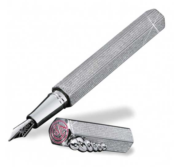 Top Three Most Expensive Fountain Pens in the World
