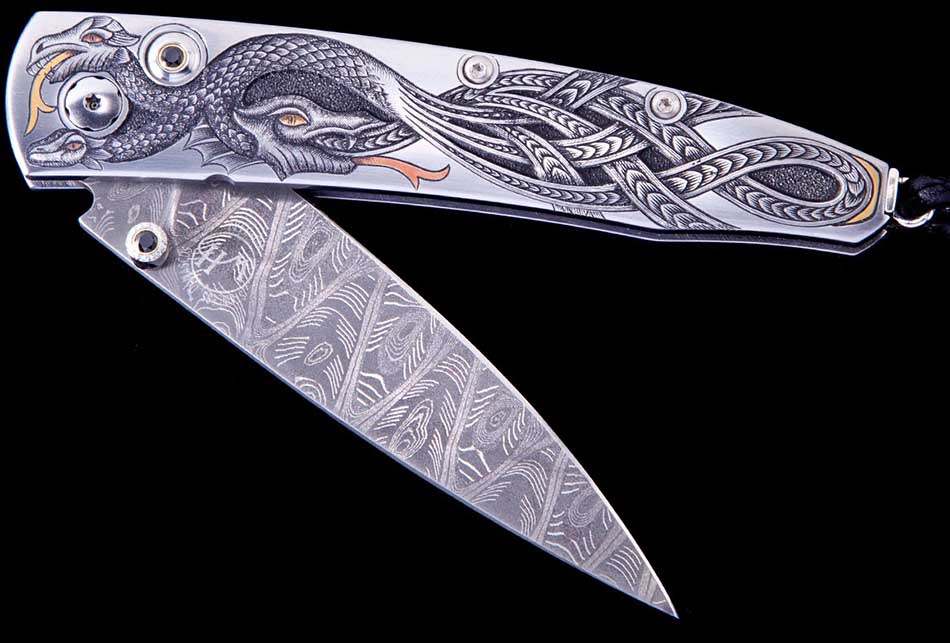 Top Ten Most Expensive Knives in the World