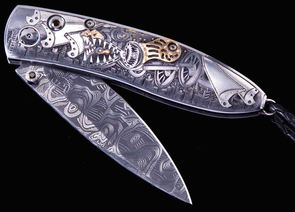 Top Five Most Expensive Knives in the World