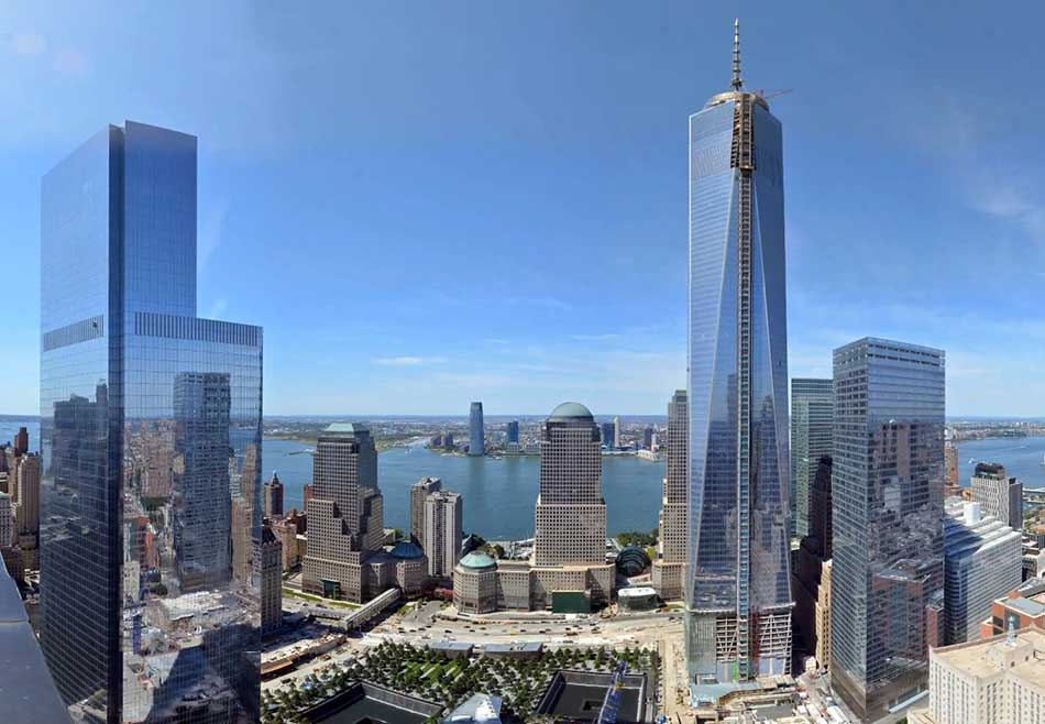 Top Three Tallest Buildings in the World