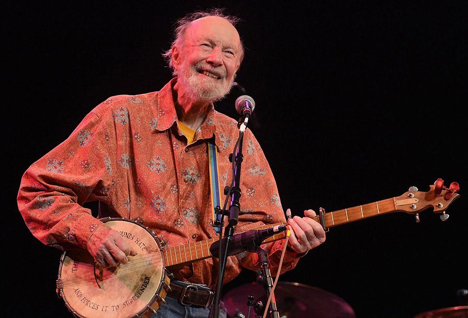Top Five Most Influential Folk Music Artists