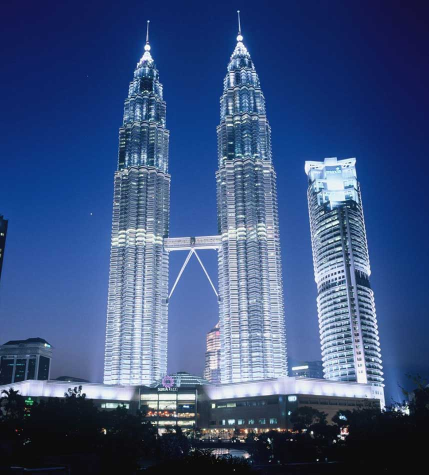 Top Three Most Famous Buildings in the World