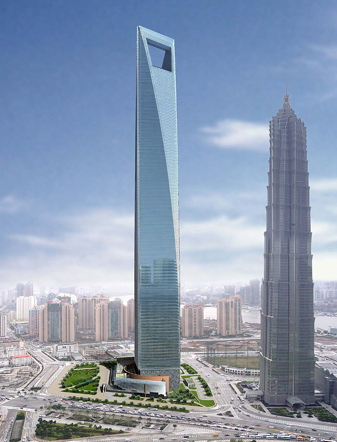 Top Five Tallest Buildings in the World