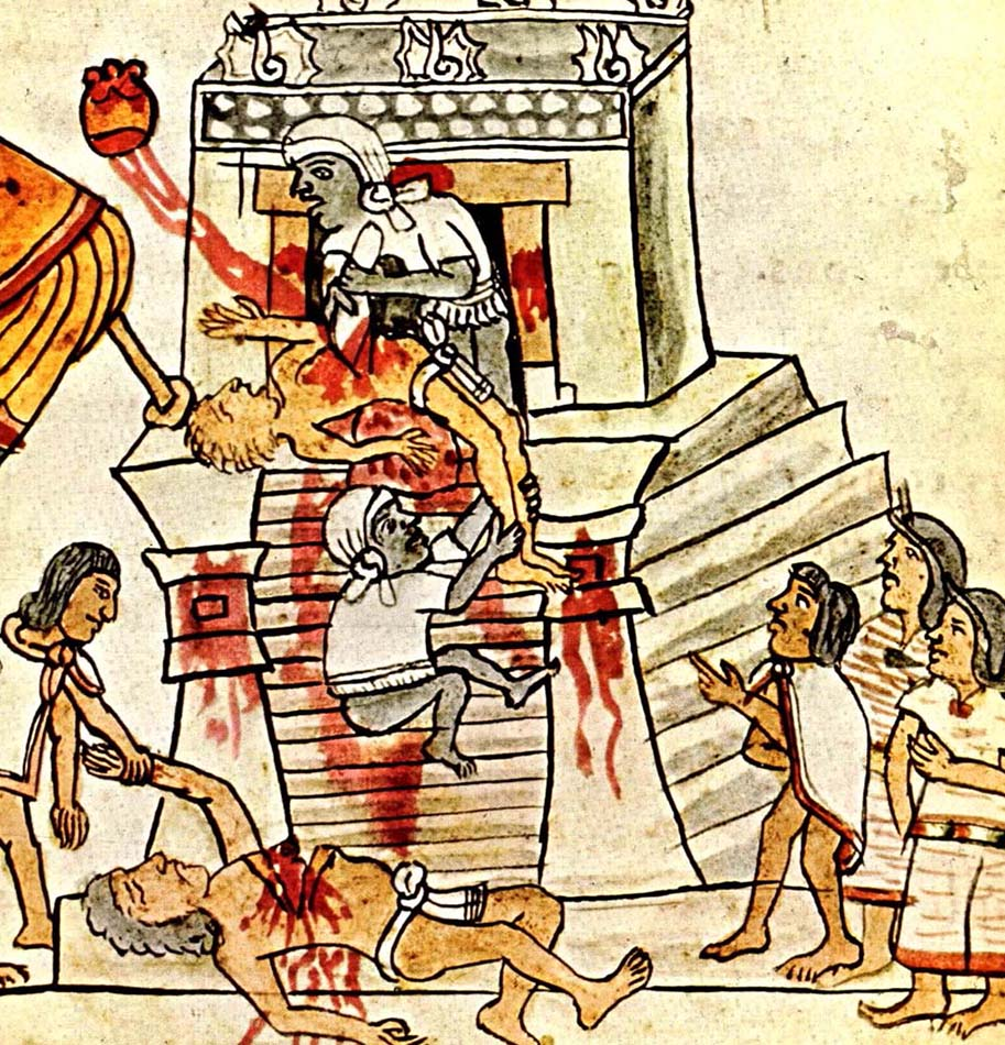 Top 3 Ritual Human Sacrifice Practiced in Ancient Cultures