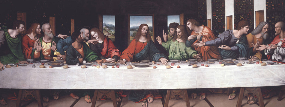 Top Three Most Famous Paintings ever in the World